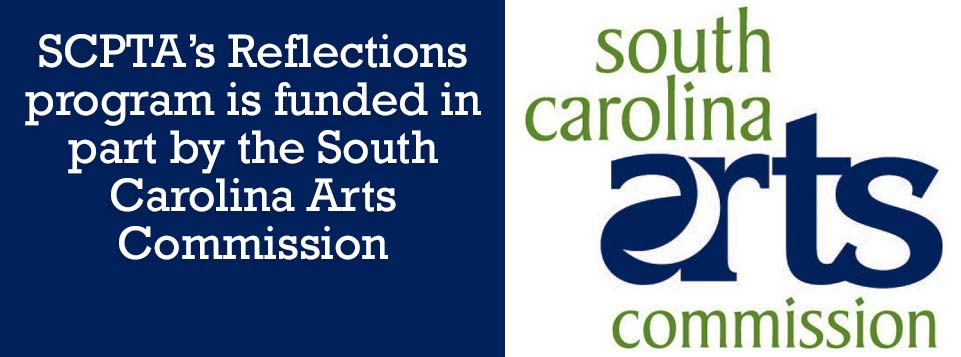 SCPTA's Reflections program is funded in part by the South Carolina Arts Commission