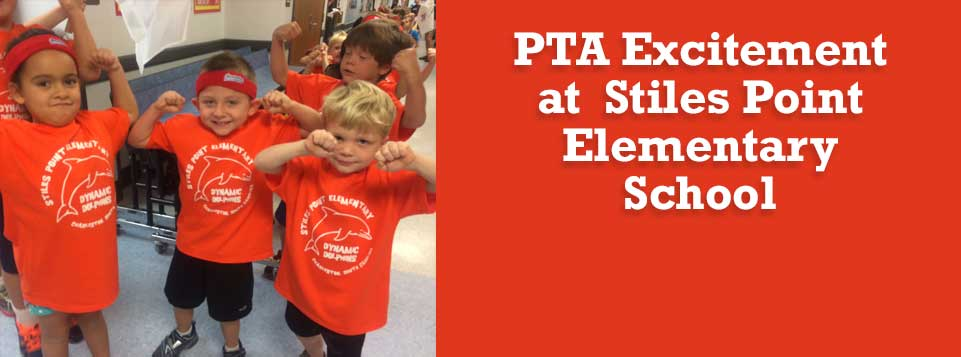 PTA Excitement at Stiles Point Elementary School